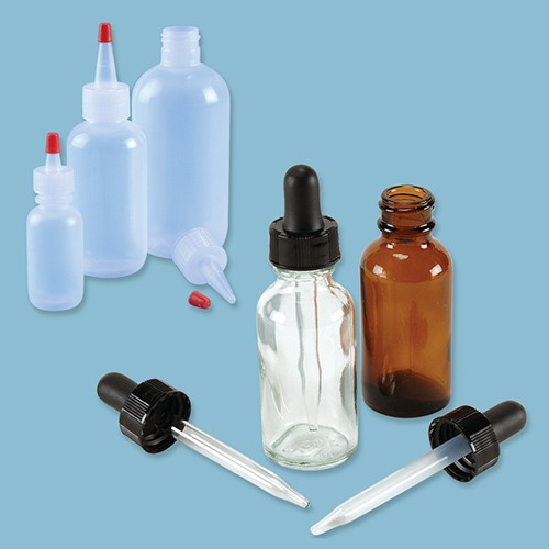 Bottles, Jars & Containers