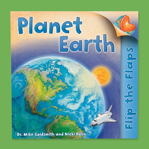 Earth & Physical Science Books