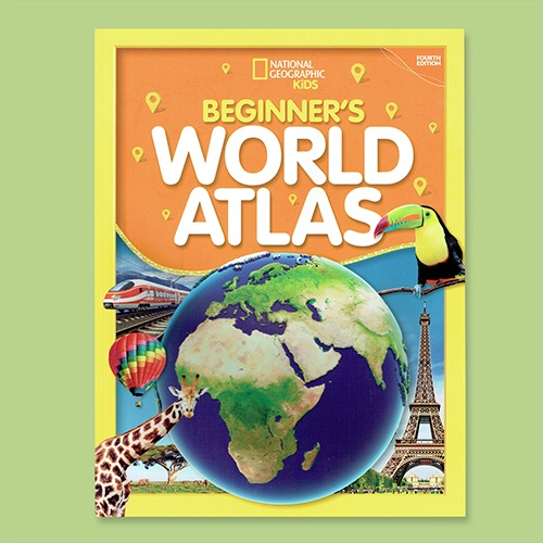 Geography & Culture Books