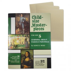 Child-Size Masterpieces ~ Learning About Famous Paintings with Folders