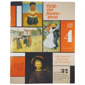 Child-Size Masterpieces ~  Learning the Names of the Artists