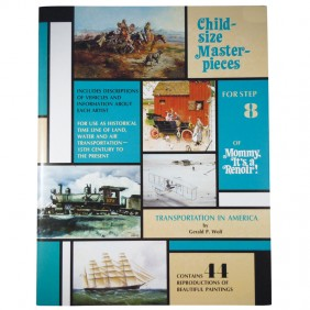Child-Size Masterpieces for Step 8 with Folders