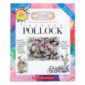 Jackson Pollock ~ Revised