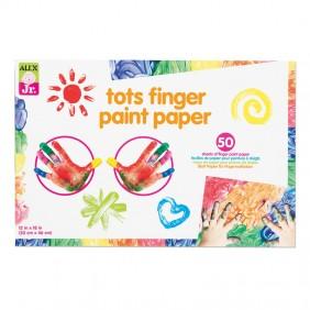 Tots Finger Paint Paper
