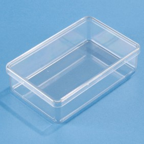 Clear Plastic Box