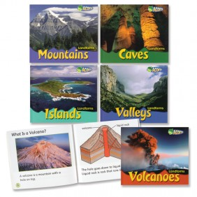 Landforms Book Set