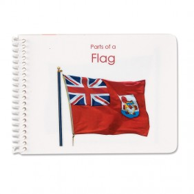 Parts of a Flag Booklet