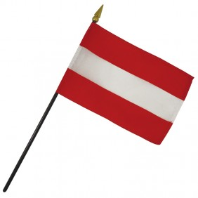 Austria Nation Flag