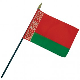 Belarus Nation Flag