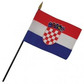Croatia Nation Flag