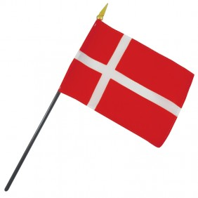 Denmark Nation Flag
