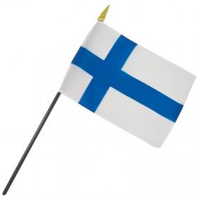 Finland Nation Flag