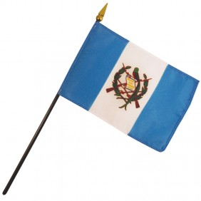 Guatemala Nation Flag