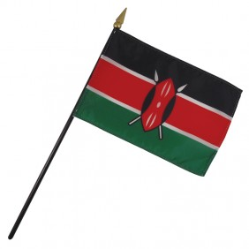 Kenya Nation Flag