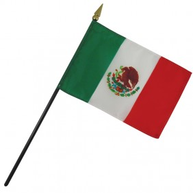 Mexico Nation Flag