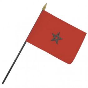 Morocco Nation Flag