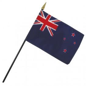 New Zealand Nation Flag