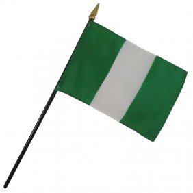 Nigeria Nation Flag
