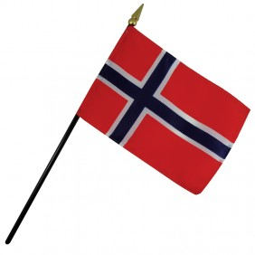 Norway Nation Flag