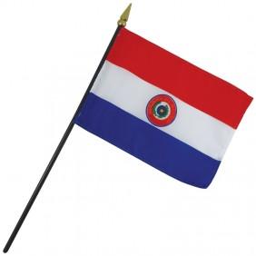 Paraguay Nation Flag