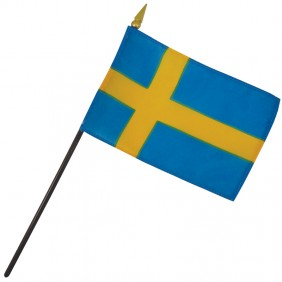 Sweden Nation Flag