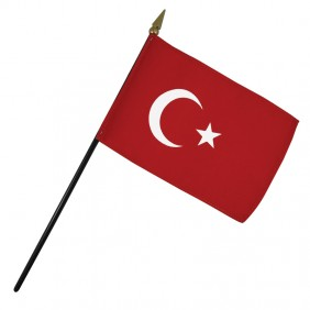 Turkey Nation Flag