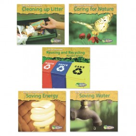 Help the Environment Book Set