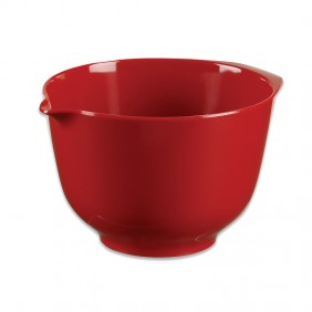 Non-Skid Mixing Bowl - Red