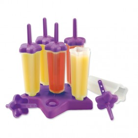 Star Popsicle Molds