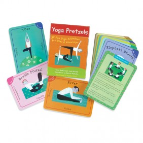 Yoga Pretzels Card Deck