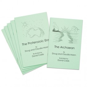 Geologic Eras Book Set