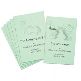 Geologic Eras Book Set
