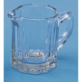 Medium Glass Creamer