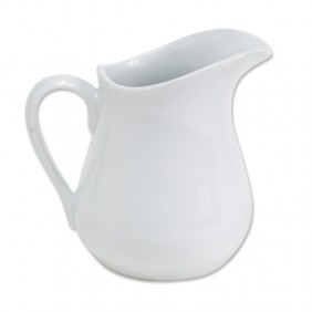 8 oz. Porcelain Pitcher