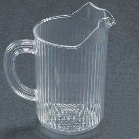 Plastic Serving Pitcher