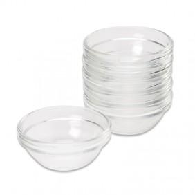 Small Glass Bowl Set