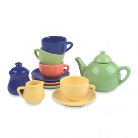 Festive Ware China Tea Set