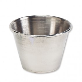 2 Ounce Stainless Steel Cup