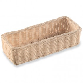 Reed Cracker Basket