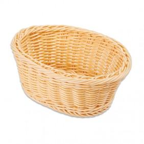 Elliptical Washable Basket - Natural