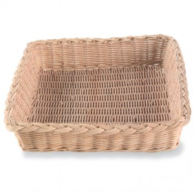 Reed Basket Tray