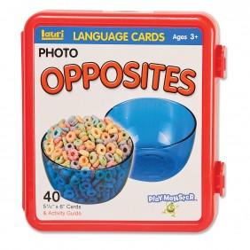 Opposites cards