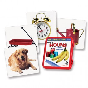 Nouns Cards (Around the Home)