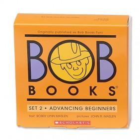 Bob Books - Set 2 - Advancing Beginners