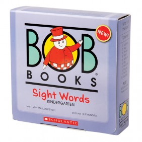 Bob Books - Sight Words Kindergarten