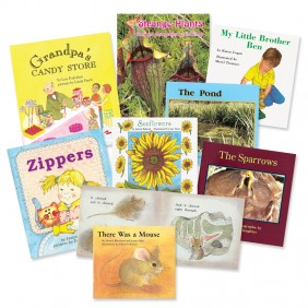 Level 1 Book Set for Emergent Readers