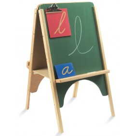 Primary Chalk/Art Easel