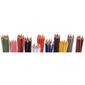Colored Pencil Assortment - 11 Dozen