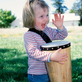 Child-Size Conga Drum