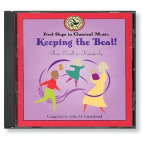 Keeping The Beat! CD